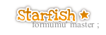 Starfish ;